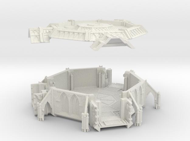 AnphelionBase_RoomBeta in White Natural Versatile Plastic