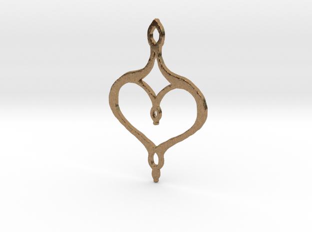 :Perfect Valentine: Pendant 3d printed