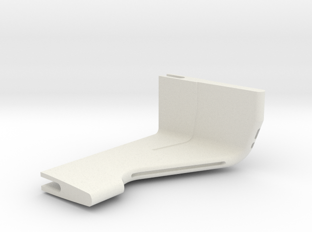 Churchill PYLON STARBOARD AFT REV C in White Natural Versatile Plastic