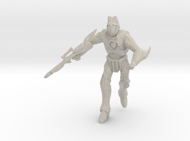 Zen3Run 3d printed