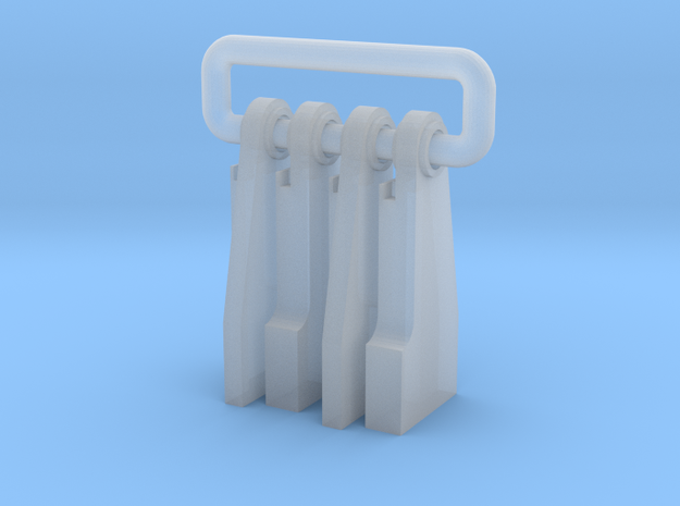 Alco C-855 Replacement Lifters in Smooth Fine Detail Plastic