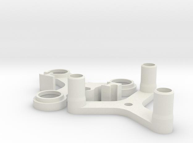 18 Shots Mod Kit for Nerf StrongArm in White Natural Versatile Plastic