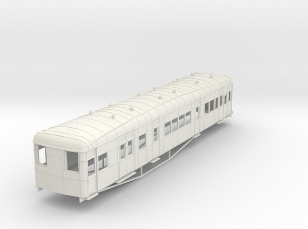 o-32-gsr-clayton-artic-coach-scheme-A-body-1 in White Natural Versatile Plastic