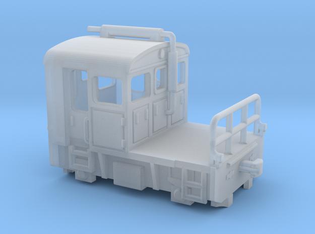 1:220 SBB RhB Tm 2 2 Rangiertraktor mit Plattform in Smooth Fine Detail Plastic