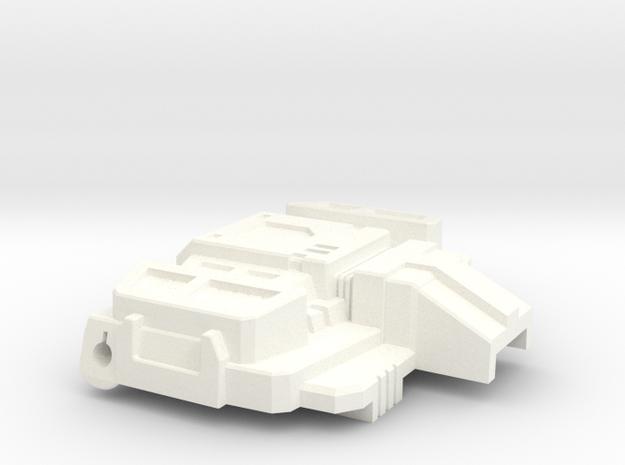 Chic-Capitan chest plate for Siege Starscream