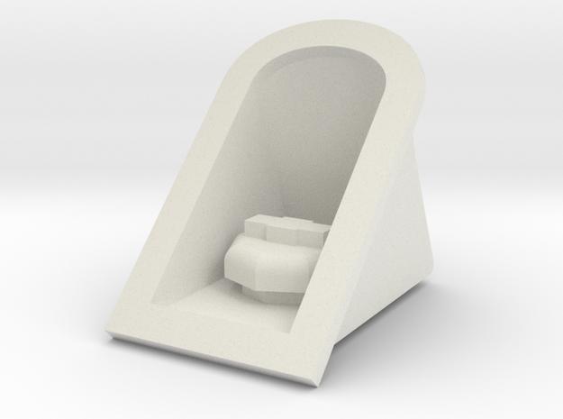 Oil cap for TRX4 Defender in White Natural Versatile Plastic