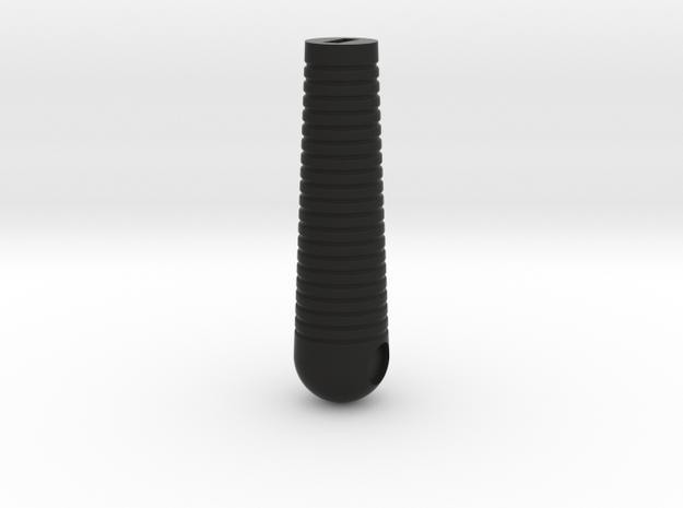 Imperial Field Knife Handle in Black Natural Versatile Plastic