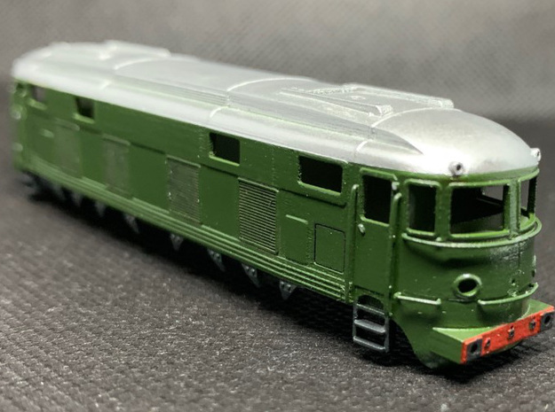 NS1000 behuizing in Smoothest Fine Detail Plastic