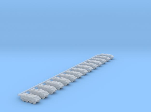 1/700 Type 96 APC (x14) in Smooth Fine Detail Plastic