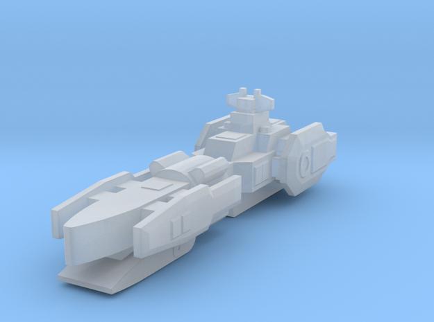 Gundam  Nelson battleship in Smooth Fine Detail Plastic