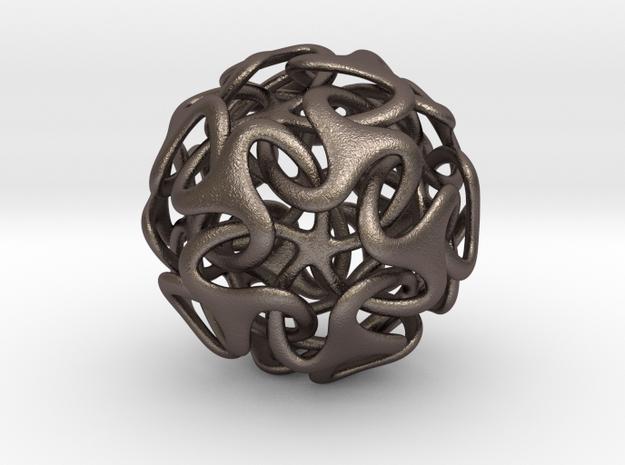 Medusa Ball 2inch 3d printed