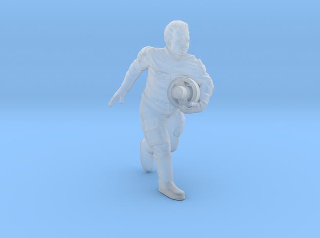 IceCream Civilian Objective in Smooth Fine Detail Plastic