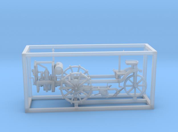 Motorpflug V3 mit Grfplt. TT - 1:120
