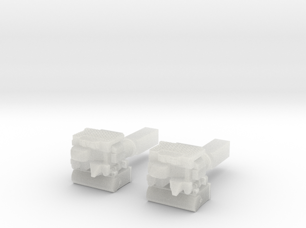 BSI Coupler (1:87) 3d printed