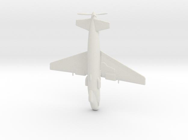 1:144 BV P 193 in White Natural Versatile Plastic
