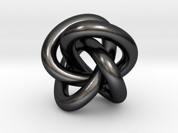 Quatrefoil Knot 1inch 3d printed