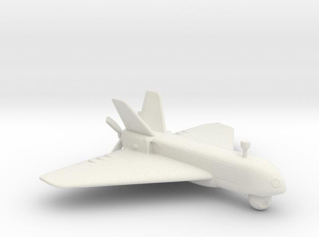 UAV Sperwer - Scale 1:72 in White Natural Versatile Plastic