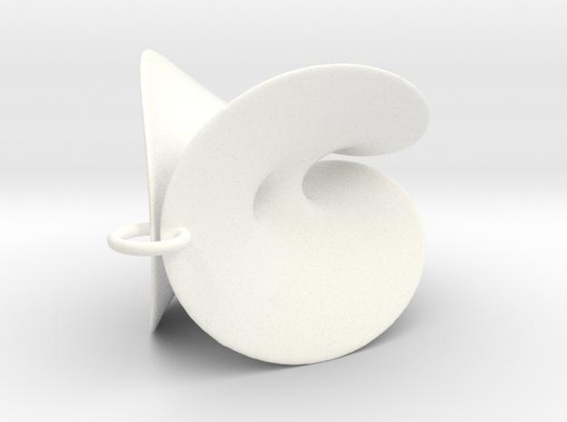 Chen-Gackstatter Ornament 3d printed