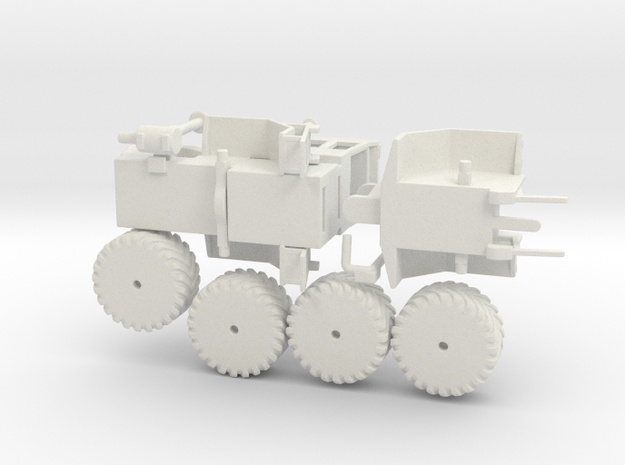 1:87/HO Steiger Panther  in White Natural Versatile Plastic