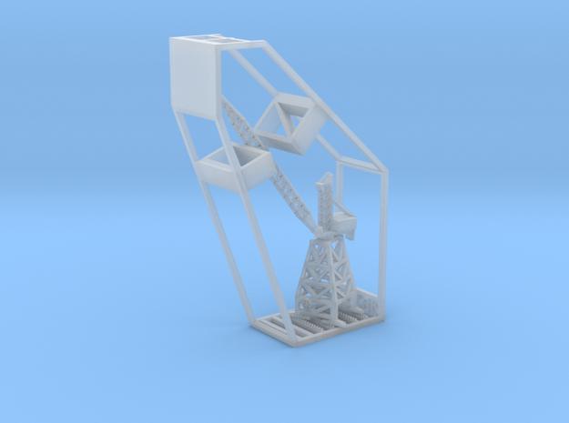 DDW_C2_1250_V1 in Smooth Fine Detail Plastic