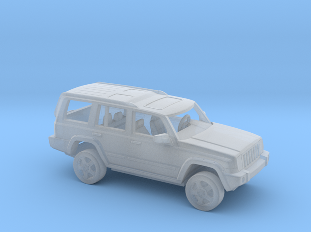 1/160 2006-10 4Wheel Drive SUV Kit in Smooth Fine Detail Plastic