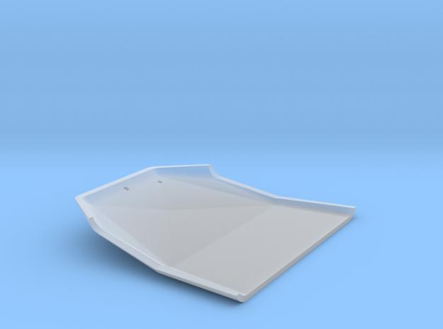 F 454 Dach Fahrerkabine in Smooth Fine Detail Plastic