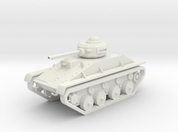 TankT60B in White Natural Versatile Plastic
