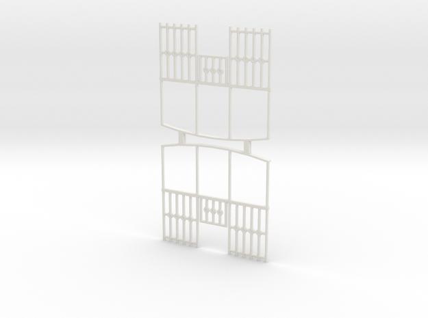 o-43-cavan-leitrim-coach-balcony-end-set2 in White Natural Versatile Plastic