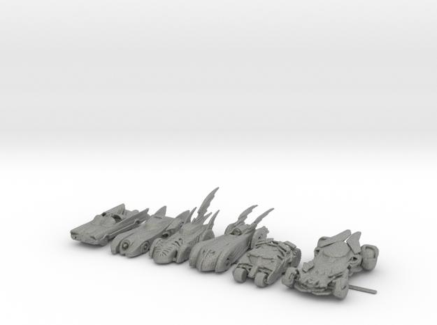 Batmobiles 285 scale