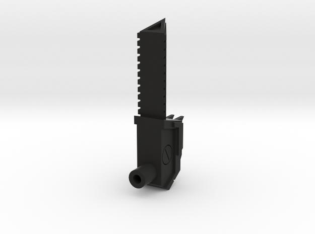 TFP BD gun in Black Natural Versatile Plastic
