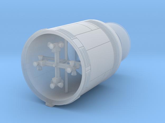Apollo Service Module Block II, 1/144 scale in Smooth Fine Detail Plastic