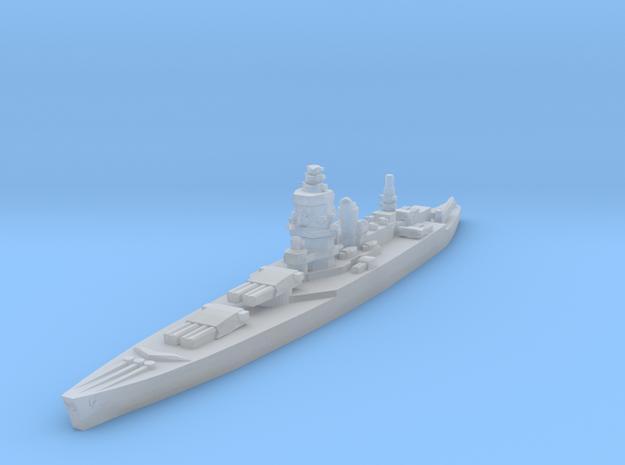 Dunkerque class battlecruiser 1/3000 in Smooth Fine Detail Plastic