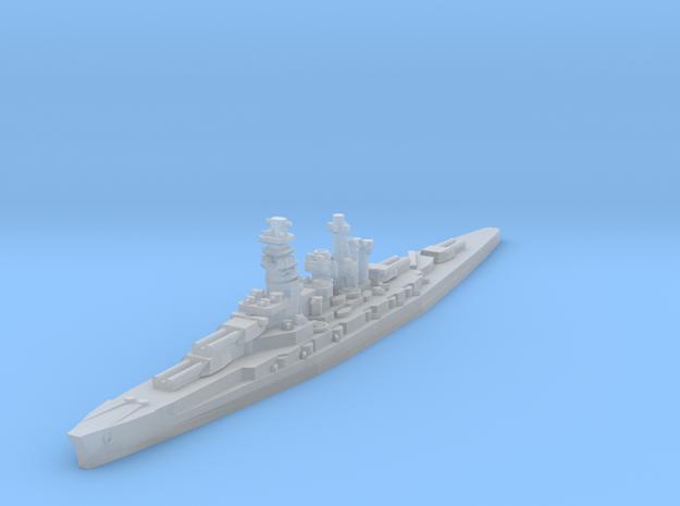 Kongo class battleship 1/3000 in Smooth Fine Detail Plastic