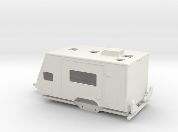 1103 similar JaykoSport 199 Transport in White Natural Versatile Plastic: 1:87 - HO