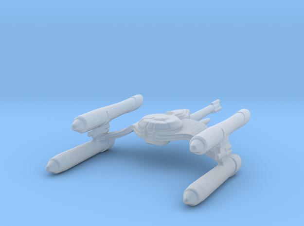 Gorn Heavy Cruiser (TOS-R) 1/3788 in Smooth Fine Detail Plastic