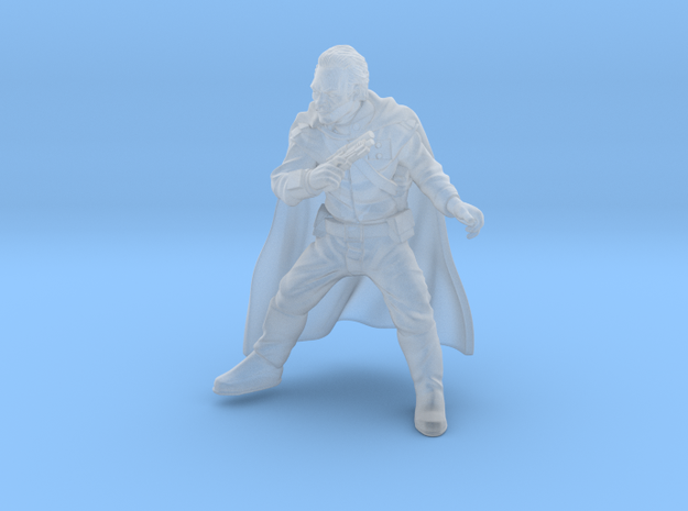 Insurgent Scoundrel Commander (cape) in Smooth Fine Detail Plastic
