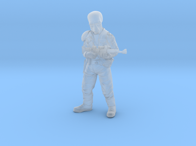 Cynical Leader in Smooth Fine Detail Plastic