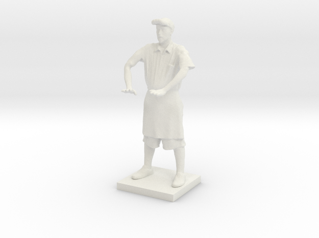 Printle C Homme 1064 - 1/24 in White Natural Versatile Plastic