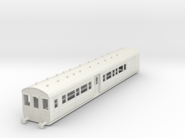 o-76-lnwr-M17-pp-comp-driving-saloon-coach-1 in White Natural Versatile Plastic