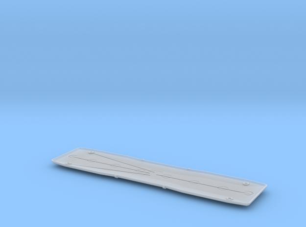 Type F 454 Dach Mittelteil in Smooth Fine Detail Plastic