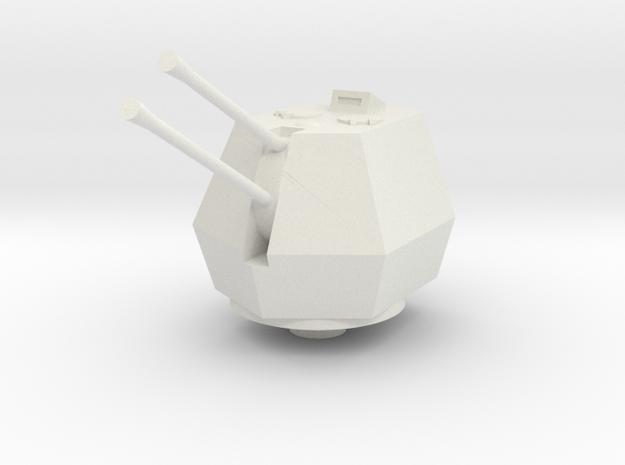 37mm Flakzwilling 43 close turret 1:87