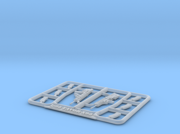 1/35 Tavor X95 MSP35-093B in Smoothest Fine Detail Plastic