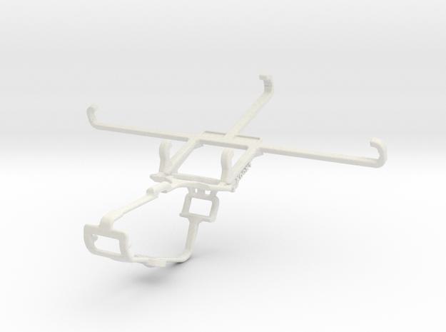 Controller mount for Xbox One & vivo V17 Neo in White Natural Versatile Plastic