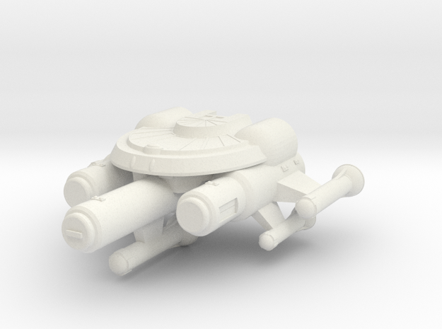 3125 Scale Seltorian New Strike Carrier (NVS) MGL in White Natural Versatile Plastic