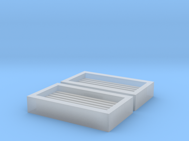 Aerations Dev in Smoothest Fine Detail Plastic