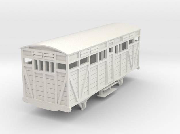 o-re-55-eskdale-big-saloon-coach in White Natural Versatile Plastic