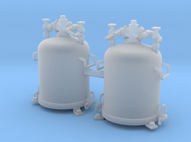 Nebelkanne in 1 zu 40 in Smooth Fine Detail Plastic