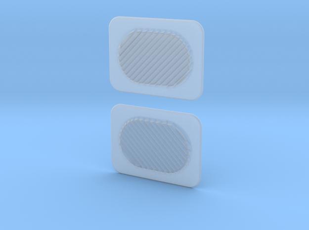 1.8 AERATEURS SOUTE EC145 X2 in Smooth Fine Detail Plastic