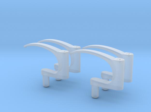 1.8 POIGNEES PORTE EC145 in Smooth Fine Detail Plastic