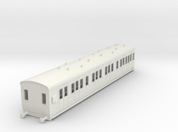 o-32-gcr-lav-composite-brake-coach in White Natural Versatile Plastic
